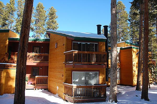 Breckenridge vacation rentals breckenridge lodging for Breckenridge colorado cabins